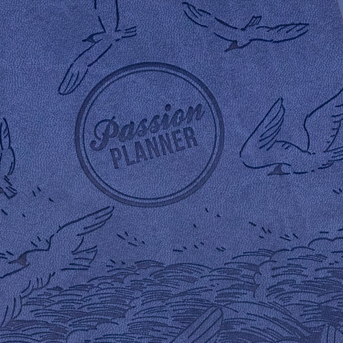 Pacific Blue Passion Planner