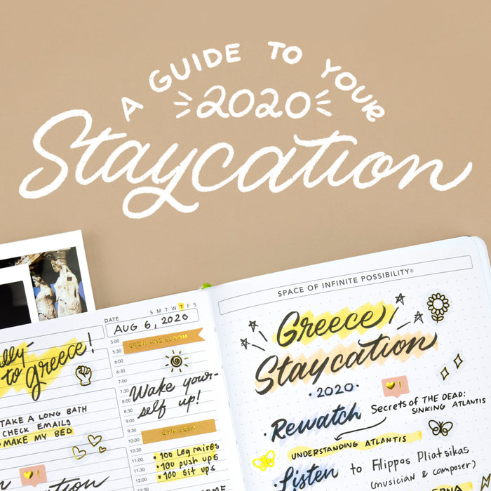 2020 Staycation Ideas: 3 Creative Itineraries for Your Getaway at Home