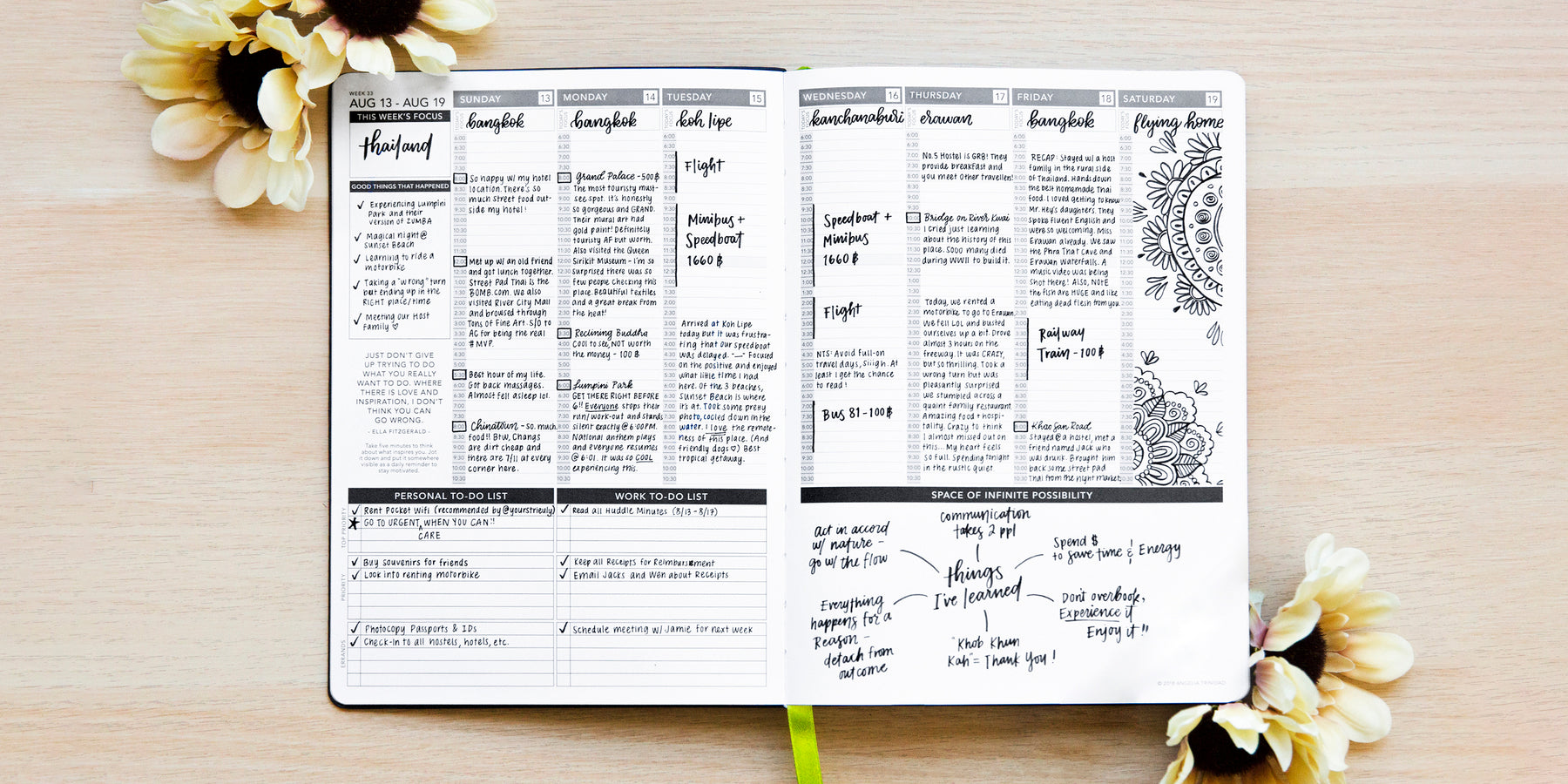 How To Get Started With The Passion Planner Weekly