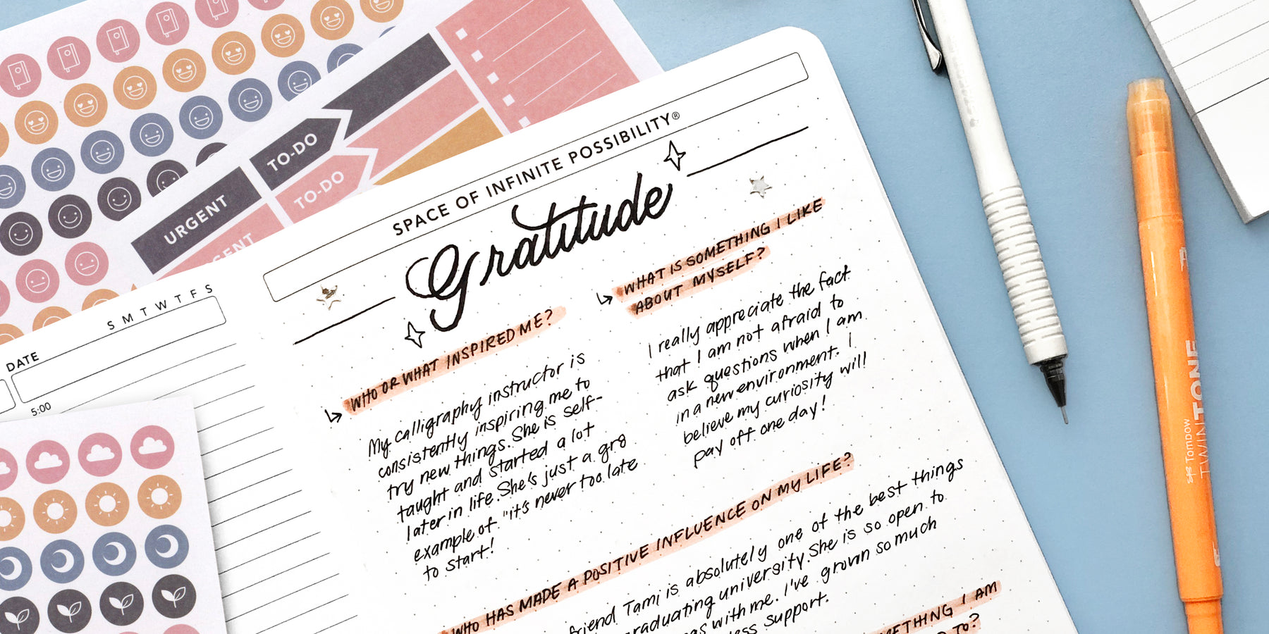5 of the Best Gratitude Journal Prompts
