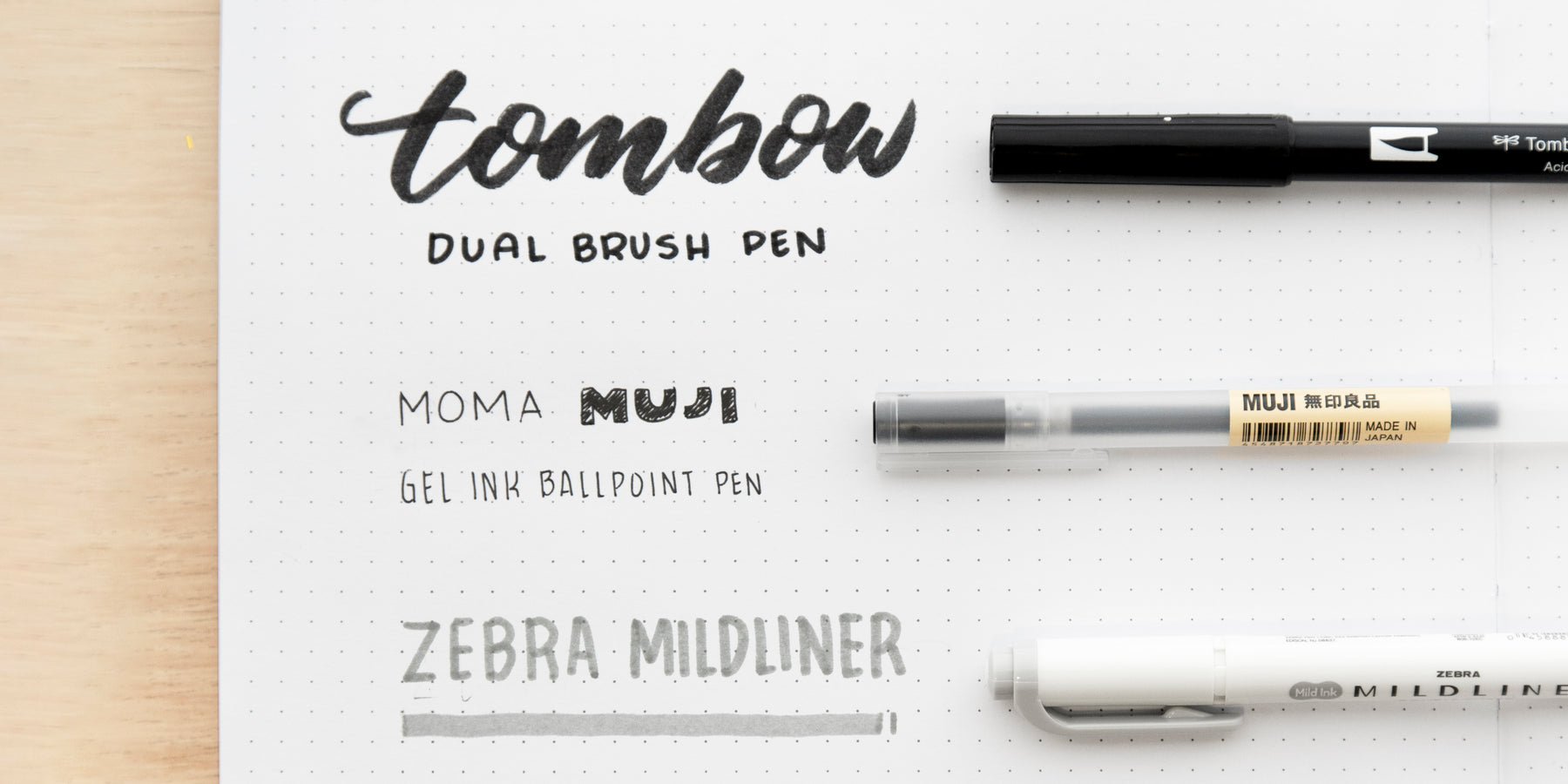The #PashFam Chooses the Best Pens for their Passion Planner