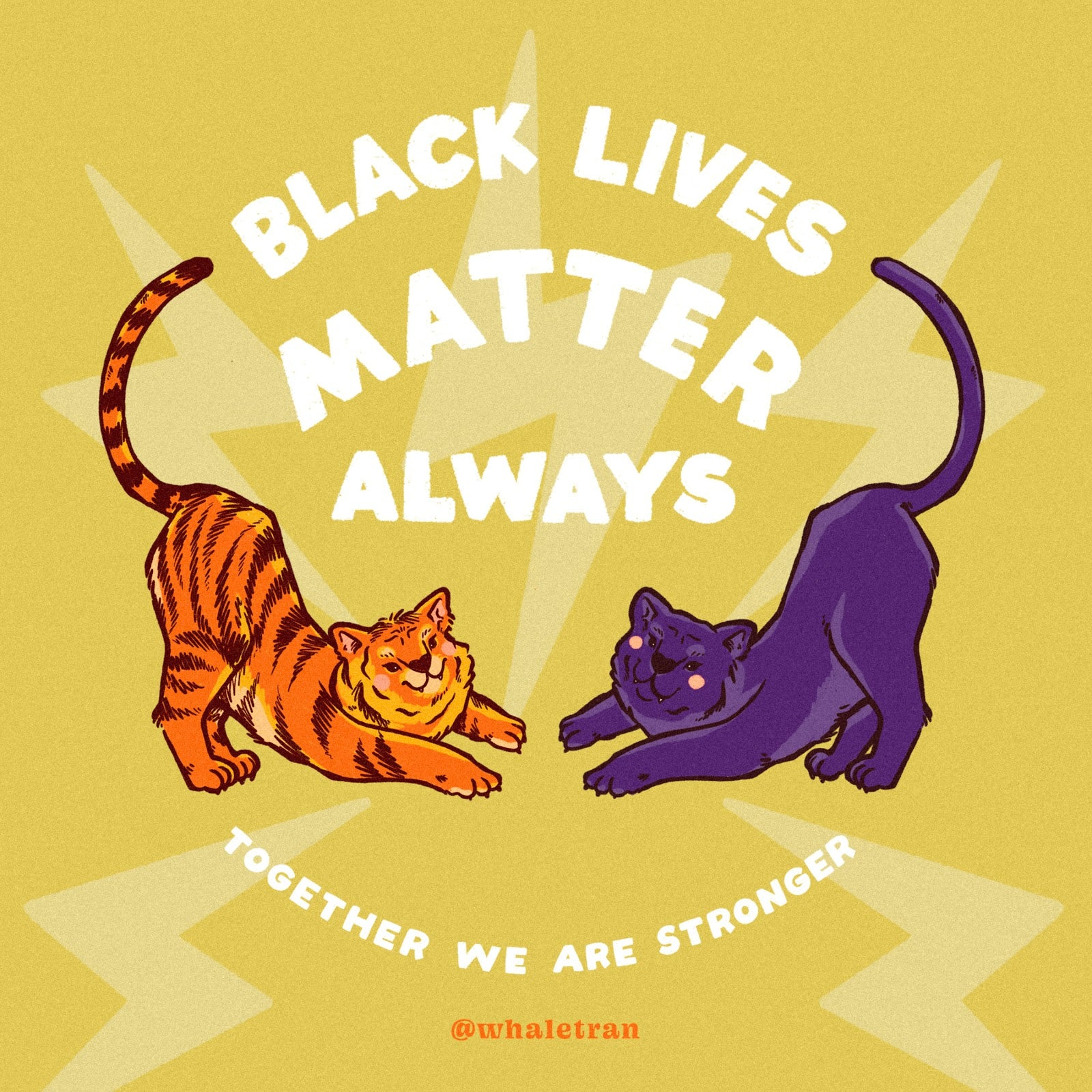 Black Lives Matter Always Graphic
