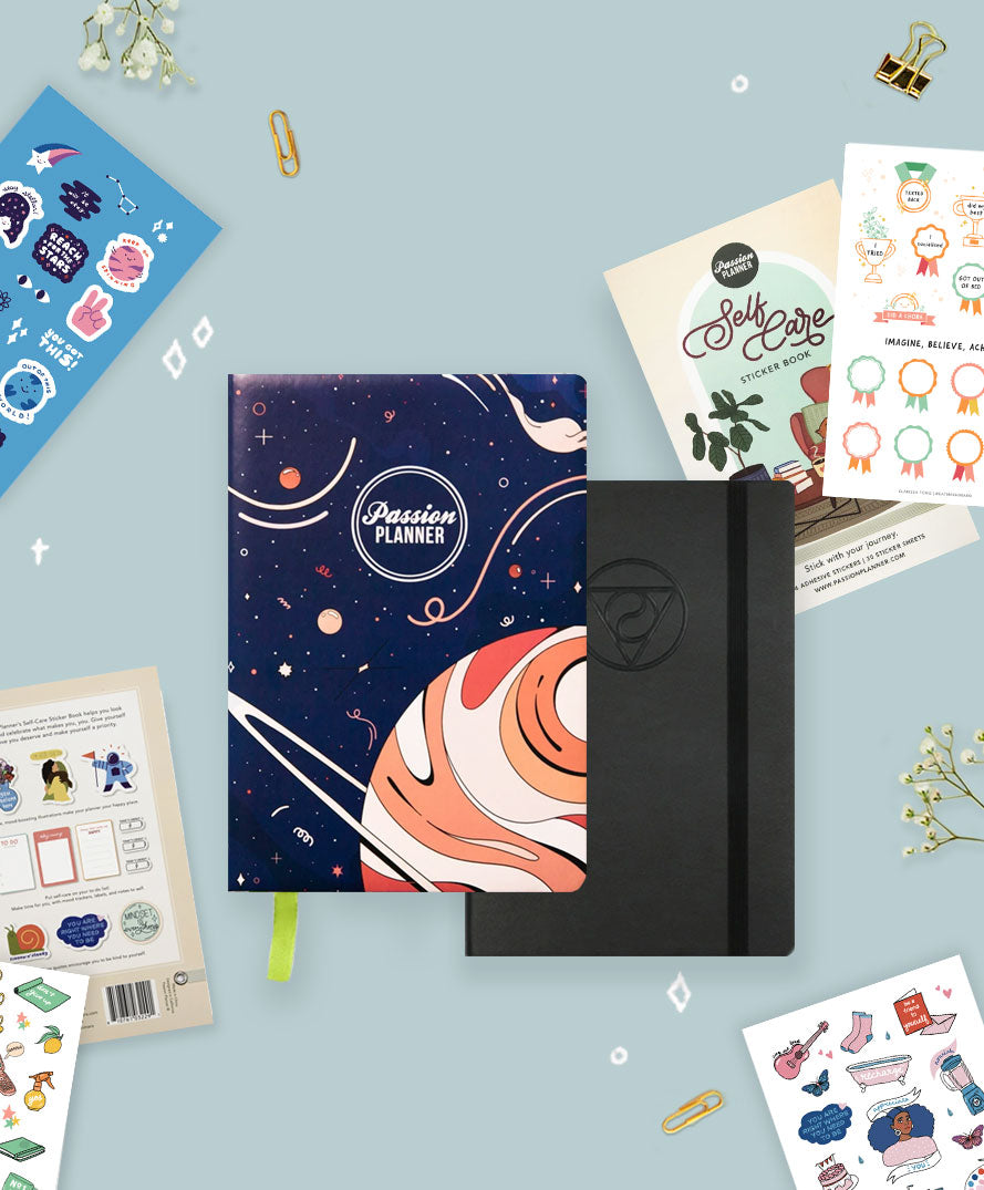 Passion Planner Prizes