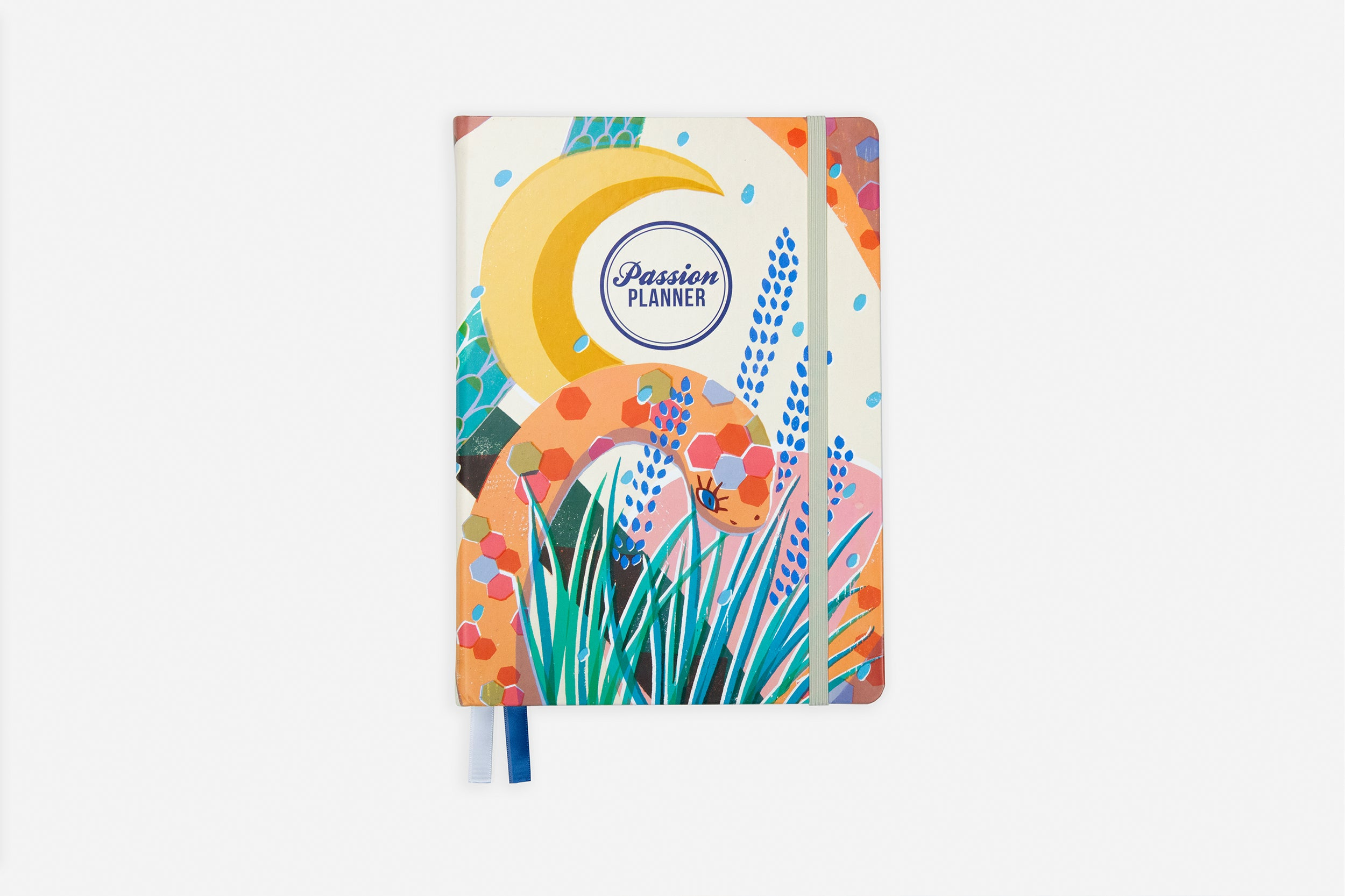 Weekly 2021 Annual Serpent Spring - Passion Planner