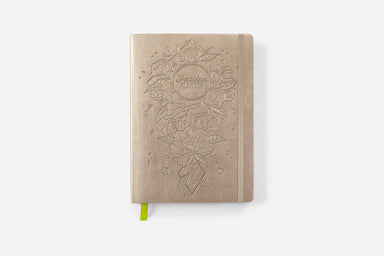 Weekly Undated Champagne Bloom - Passion Planner