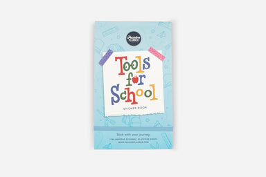 Tools for School Sticker Book - Passion Planner