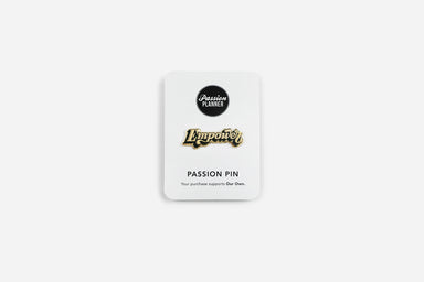 Empower Enamel Pin - Passion Planner