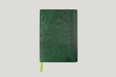 Weekly 2020 Annual Forest Green - Passion Planner