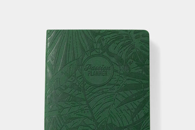 Daily Undated Lush Green - Passion Planner