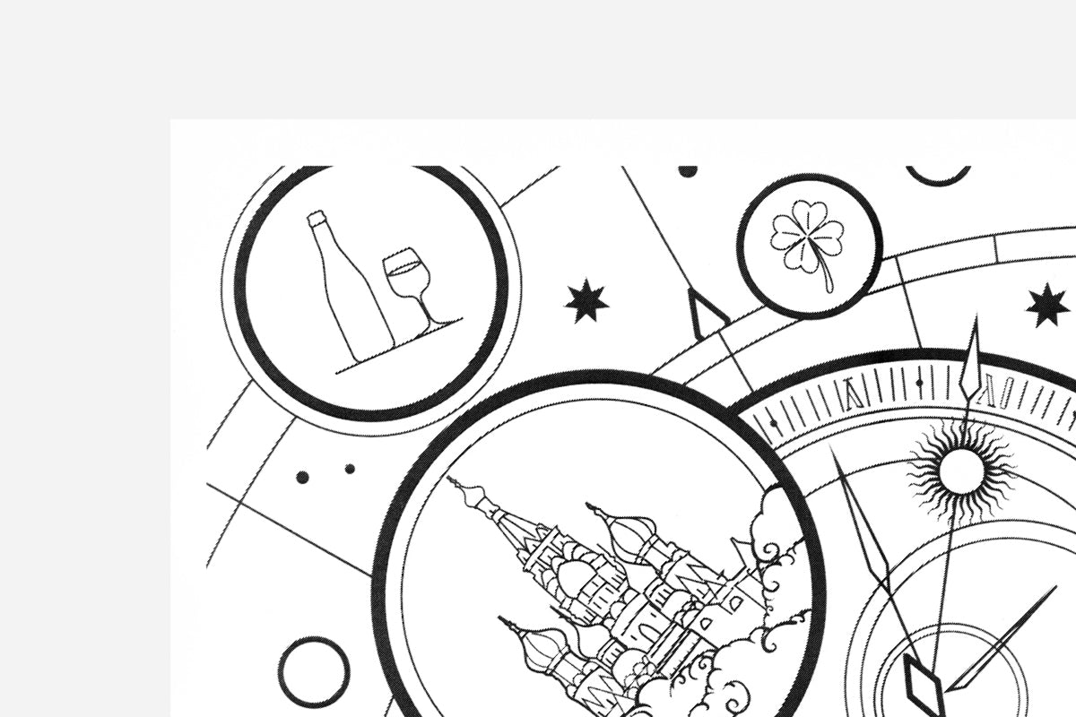 Coloring Pages - Passion Planner