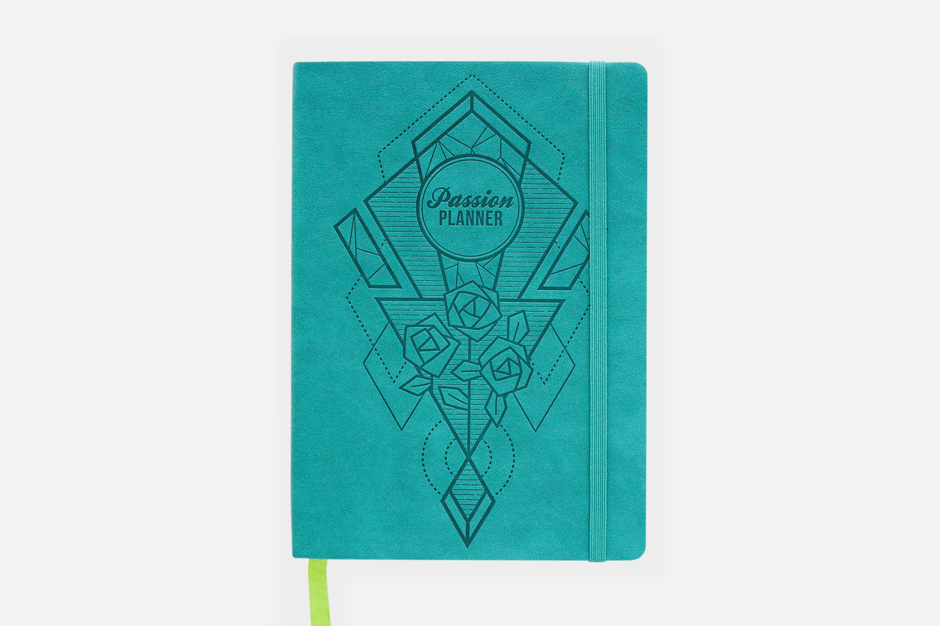Weekly '20 - '21 Academic Geo Turquoise - Passion Planner