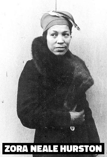 Zora Neale Hurston Reading List