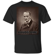Load image into Gallery viewer, Charles Baudelaire T-Shirt