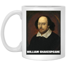 Load image into Gallery viewer, William Shakespeare Coffee Mug