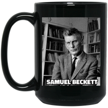 Load image into Gallery viewer, Samuel Beckett Coffee Mug