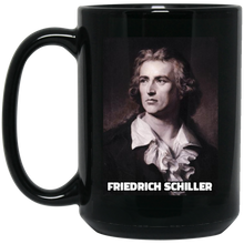 Load image into Gallery viewer, Friedrich Schiller Coffee Mug