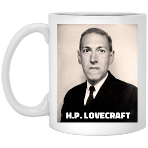 H.P. Lovecraft Coffee Mug