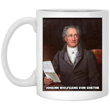 Load image into Gallery viewer, Johann Wolfgang von Goethe Coffee Mug