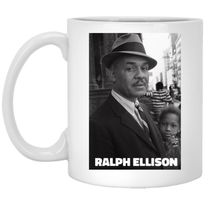 Ralph Ellison Coffee Mug