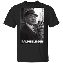 Load image into Gallery viewer, Ralph Ellison T-Shirt