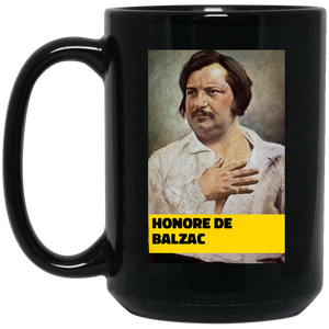 Honore De Balzac Coffee Mug