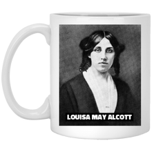 Load image into Gallery viewer, Louisa May Alcott Coffee Mug