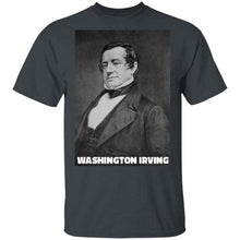 Load image into Gallery viewer, Washington Irving T-Shirt
