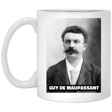 Load image into Gallery viewer, Guy De Maupassant Coffee Mug