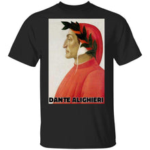 Load image into Gallery viewer, Dante Alighieri  T-Shirt