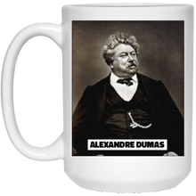 Load image into Gallery viewer, Alexandre Dumas Coffee Mug