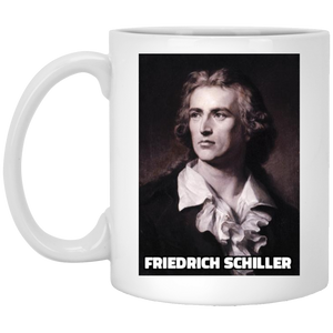 Friedrich Schiller Coffee Mug