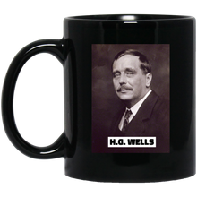 Load image into Gallery viewer, H.G. Wells Coffee Mug