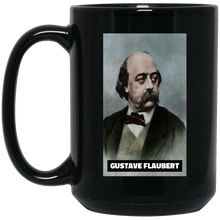 Load image into Gallery viewer, Gustave Flaubert Coffee Mug