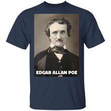 Load image into Gallery viewer, Edgar Allan Poe  T-Shirt