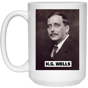 H.G. Wells Coffee Mug