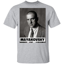 Load image into Gallery viewer, Vladimir Mayakovsky T-Shirt