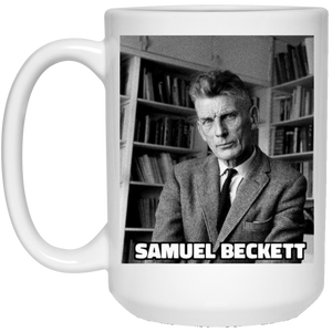 Samuel Beckett Coffee Mug