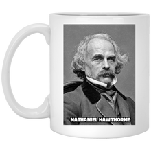 Load image into Gallery viewer, Nathaniel Hawthorne Coffee Mug