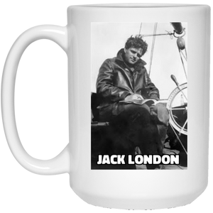 Jack London Coffee Mug