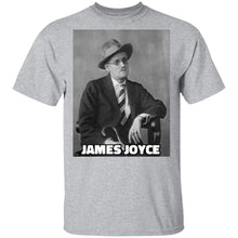 Load image into Gallery viewer, James Joyce 2  T-Shirt