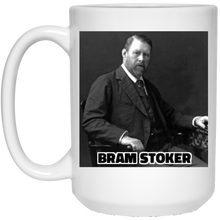 Load image into Gallery viewer, Bram Stoker Coffee Mug