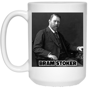 Bram Stoker Coffee Mug