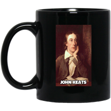 Load image into Gallery viewer, John Keats Coffee Mug