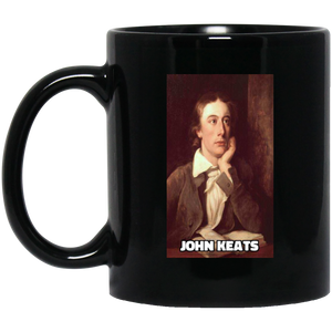 John Keats Coffee Mug
