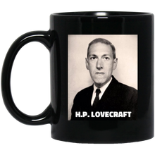 Load image into Gallery viewer, H.P. Lovecraft Coffee Mug