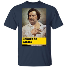 Load image into Gallery viewer, Honore De Balzac T-Shirt
