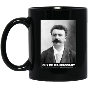 Guy De Maupassant Coffee Mug