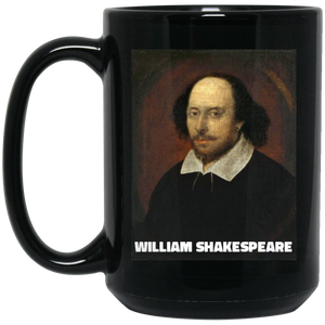William Shakespeare Coffee Mug