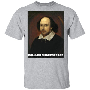 William Shakespeare T-Shirt