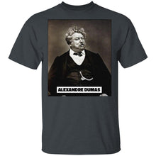 Load image into Gallery viewer, Alexandre Dumas  T-Shirt